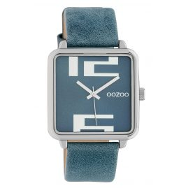 Oozoo C10361 Ladies' Watch with Leather Strap 35 mm Blue