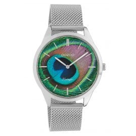 Oozoo C10250 Ladies Watch Peacock Ø 38 mm
