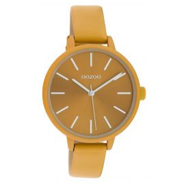 Oozoo C10254 Ladies' Watch Mustard Ø 36 mm