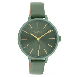 Oozoo C10255 Ladies' Watch Aquamarine Pastel Green Ø 36 mm