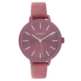 Oozoo C10258 Ladies' Watch Marine Pink Ø 36 mm