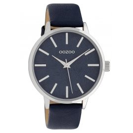 Oozoo C9753 Damen-Armbanduhr Dunkelblau 42 mm