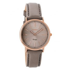 Oozoo C8822 Ladies Watch Vintage Taupe 32 mm