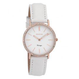 Oozoo C9320 Ladies' Wristwatch Vintage Rose/White 32 mm