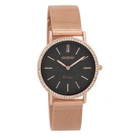 Oozoo C9329 Ladies' Wristwatch Vintage Rose/Black 32 mm