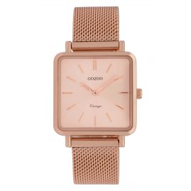 Oozoo C9847 Ladies' Watch Vintage Rose/Mesh Band 28 mm