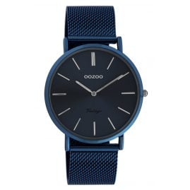 Oozoo C20003 Ladies' Wristwatch Ultra Slim Night Blue 40 mm