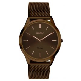 Oozoo C20009 Damenuhr Brown Sugar 38 mm Braun