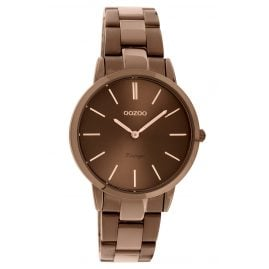 Oozoo C20109 Women's Watch Brown Ø 34 mm