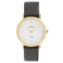 Oozoo C20086 Women's Watch with Leather Strap Ø 32 mm