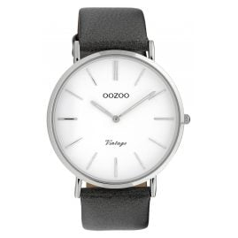 Oozoo C20072 Ladies' Watch with Leather Strap Ø 40 mm