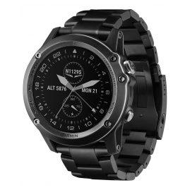 Garmin 010-01338-35 D2 Bravo HR Titanium Pilot Smartwatch