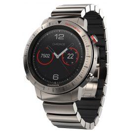 Garmin 010-01957-01 fenix Chronos Titan Smartwatch