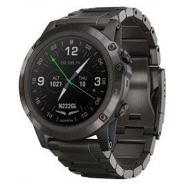 Garmin 010-01989-31 D2 Delta PX GPS-Pilotenuhr Smartwatch
