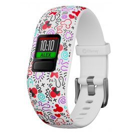 Garmin 010-01909-10 vivofit jr. 2 Minnie Mouse Activity Tracker for Kids