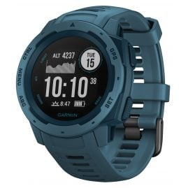 Garmin 010-02064-04 Instinct Outdoor-Smartwatch Blau