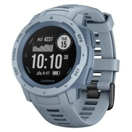 Garmin 010-02064-05 Instinct Outdoor-Smartwatch Hellblau