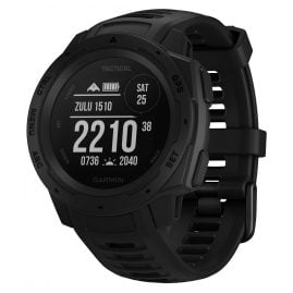 Garmin 010-02064-70 Instinct Tactical Outdoor-Smartwatch Black