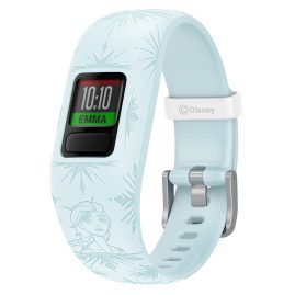 Garmin 010-01909-18 vivofit jr. 2 Die Eiskönigin Elsa Action Watch für Kinder
