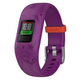 Garmin 010-01909-19 vivofit jr. 2 Eiskönigin 2 Anna Action Watch für Kinder