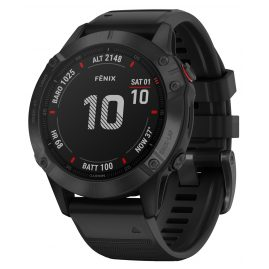 Garmin 010-02158-02 fenix 6 Pro Smartwatch Black 47 mm