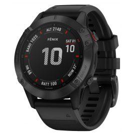 Garmin 010-02158-02 fenix 6 Pro Smartwatch Schwarz 47 mm