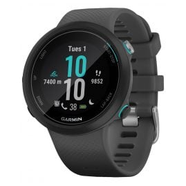 Garmin 010-02247-10 Swim 2 Smartwatch Schiefergrau/Schwarz