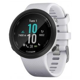 Garmin 010-02247-11 Swim 2 Smartwatch Steinweiß/Schwarz