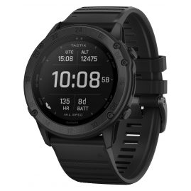 Garmin 010-02357-01 Tactix Delta GPS Smartwatch Schwarz