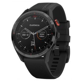 Garmin 010-02200-00 Approach S62 Golf Smartwatch Schwarz