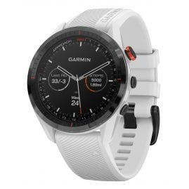 Garmin 010-02200-01 Approach S62 Golf Watch White