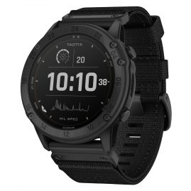 Garmin 010-02357-11 Tactix Delta Solar GPS Smartwatch Black