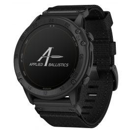 Garmin 010-02357-51 Tactix Delta Solar Smartwatch Ballistic Edition Schwarz