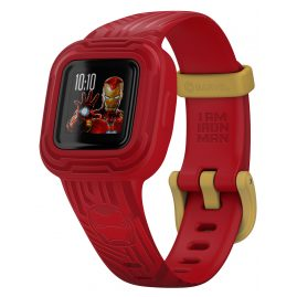 Garmin 010-02441-11 vivofit jr. 3 Kinder Action Watch Marvel Iron Man