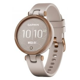 Garmin 010-02384-11 Lily Sport Women's Smartwatch Grey/Rose Gold Tone