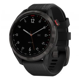 Garmin 010-02572-00 Approach S42 Golf Smartwatch Schwarz