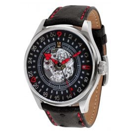 Alexander Shorokhoff AS.V3.02-R Herrenuhr mit Handaufzug Lucky 8 Limited Edition
