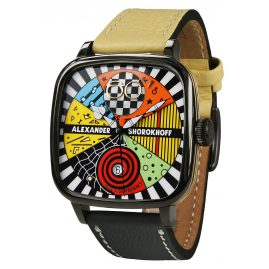 Alexander Shorokhoff AS.KD-AVG02 Armbanduhr Automatik Kandy Avantgarde 2