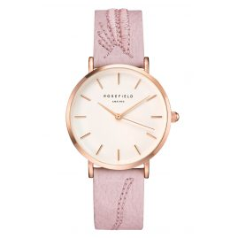 Rosefield CIBLR-E91 Ladies' Watch City Bloom Blossom White/Rosegold