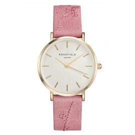 Rosefield CIRBG-E92 Ladies' Wristwatch City Bloom Rose/Brush Gold