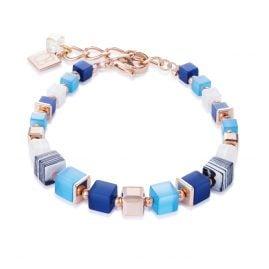 Coeur de Lion 4963/30-0706 Ladies´ Bracelet Blue/Turquoise