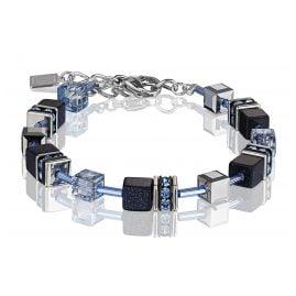 Coeur de Lion 4015/30-0721 Damen-Armband Nachtblau