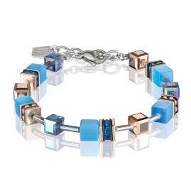 Coeur de Lion 4016/30-0700 Damen-Armband Türkis