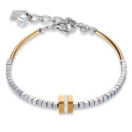 Coeur de Lion 4966/30-1617 Damen-Armband Bicolor