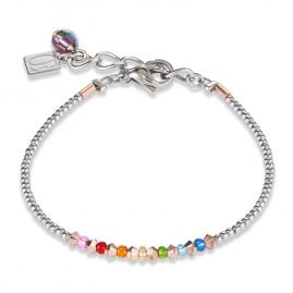 Coeur de Lion 4973/30-1500 Damen-Armband Multicolor