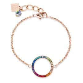 Coeur de Lion 4957/30-1500 Damen-Armband Multicolor