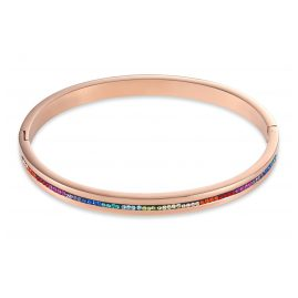 Coeur de Lion 0226/37-1500 Ladies´ Bangle Multi-Coloured