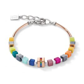 Coeur de Lion 5009/30-1500 Women's Bracelet Stainless Steel Multicolor