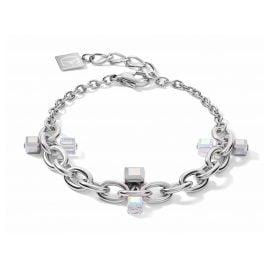 Coeur de Lion 5063/30-1817 Damen-Armband Casual & Chunky Chain