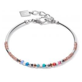 Coeur de Lion 5032/30-1500 Damen-Armband Multicolor